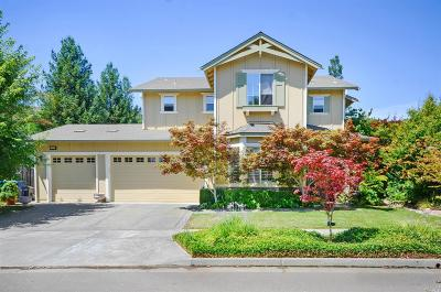 Cloverdale Single Family Home For Sale: 309 South Foothill Boulevard