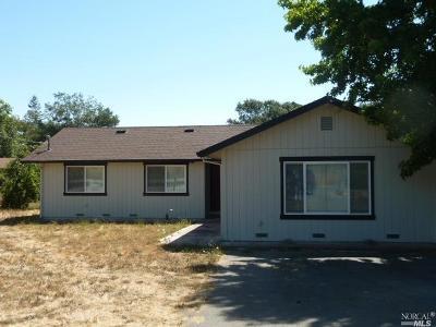 Sebastopol Single Family Home For Sale: 8421 Appian Way