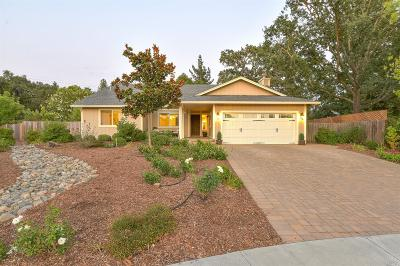 Sonoma Single Family Home For Sale: 126 Palo Verde Court