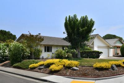 Santa Rosa CA Single Family Home For Sale: $685,000