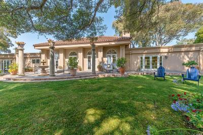 Single Family Home For Sale: 59 Montecito Road
