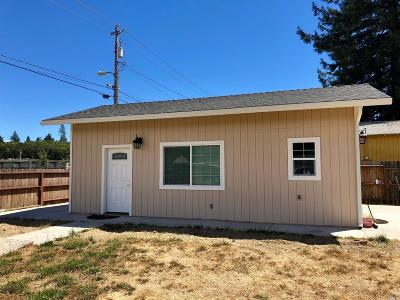Mendocino County Single Family Home For Sale: 103 Franklin Avenue