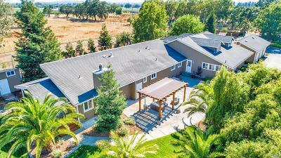 Santa Rosa Farm & Ranch For Sale: 1450 Abramson Road