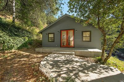 Angwin Single Family Home For Sale: 170 Brookside Drive