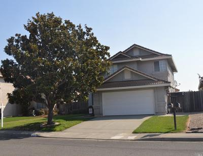 Fairfield Single Family Home For Sale: 1132 Courtland Court