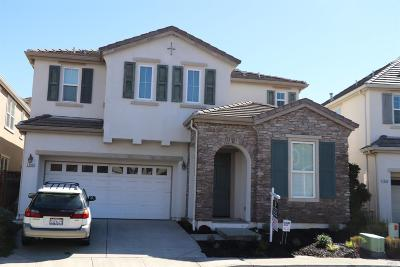 Vallejo Single Family Home For Sale: 7240 Willow Creek Circle