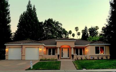 Vacaville Single Family Home For Sale: 106 Santa Fe Court