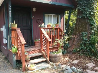 Cazadero Single Family Home For Sale: 5994 Cazadero Highway