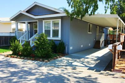 Marin County Mobile Home For Sale: 289 Yosemite Road #289