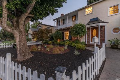 Napa County Single Family Home For Sale: 1441 Pine Street