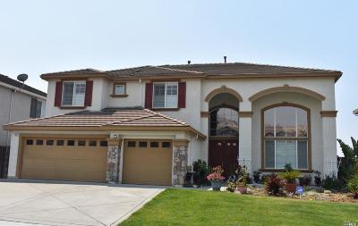 Fairfield Single Family Home For Sale: 3912 Danbury Way