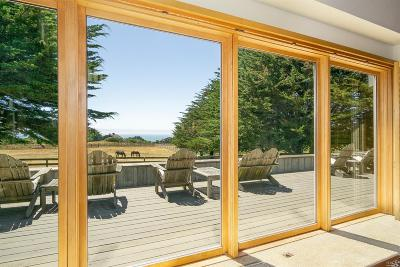 Annapolis, Bodega, Bodega Bay, Jenner, Stewarts Point, The Sea Ranch, Timber Cove Single Family Home For Sale: 135 Spur Close Circle