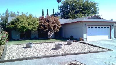Napa County Single Family Home For Sale: 1557 Parkwood Street