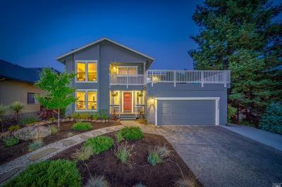 Santa Rosa Single Family Home For Sale: 4968 Hoen Avenue