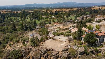 Napa Residential Lots & Land For Sale: 113 Canyon Drive