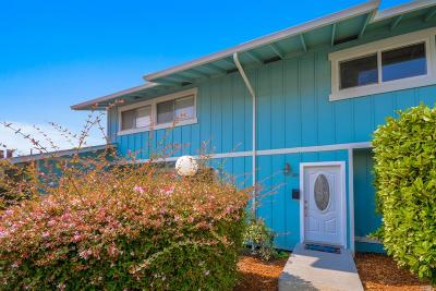 Benicia Condo/Townhouse For Sale: 125 Sunset Circle #45