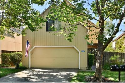 Healdsburg Single Family Home For Sale: 536 March Avenue