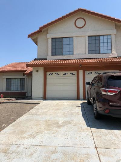 American Canyon Single Family Home For Sale: 2215 Elliott Drive