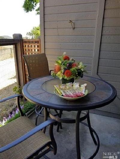 Marin County Condo/Townhouse For Sale: 140 Seagull Row
