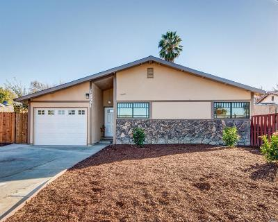 Vallejo Single Family Home For Sale: 1821 Mini Drive