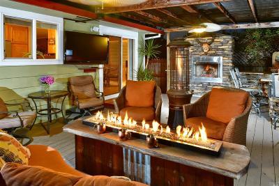 Santa Rosa CA Single Family Home For Sale: $819,000