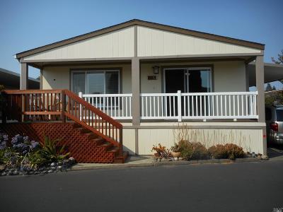 Santa Rosa Mobile Home For Sale: 357 Aileen Avenue #357, 357