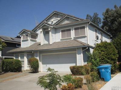 Vacaville Single Family Home For Sale: 631 White Oak Lane