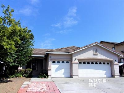 Vallejo Single Family Home For Sale: 6406 Eagle Ridge Drive