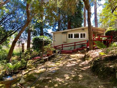 Marin County Single Family Home For Sale