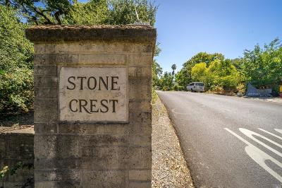 Napa Residential Lots & Land For Sale: Stonecrest Drive