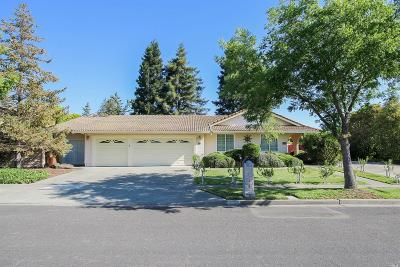 Napa Single Family Home For Sale: 3366 Linda Mesa Way