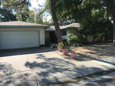 Davis Single Family Home For Sale