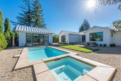 Napa County Rental For Rent: 1317 Andrea Avenue