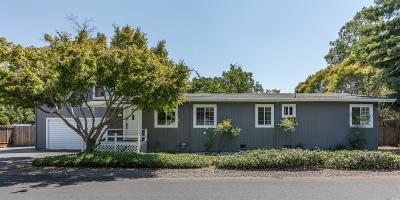 Napa CA Multi Family 2-4 For Sale: $1,399,000