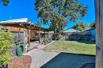 Santa Rosa Single Family Home For Sale: 2336 Lomitas Avenue