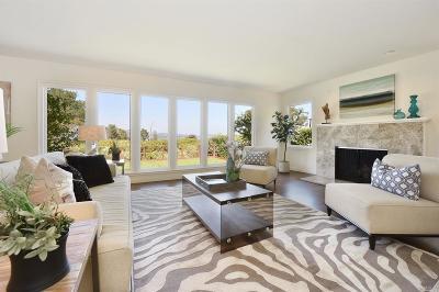 San Rafael Single Family Home For Sale: 203 Tiburon Boulevard