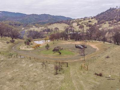 Redwood Valley Residential Lots & Land For Sale: 4680 Jenkins Road