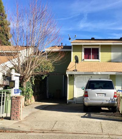 Ukiah CA Condo/Townhouse For Sale: $268,000