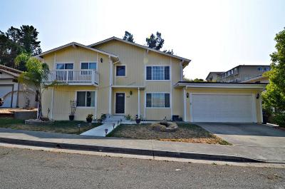 American Canyon, Dixon, Fairfield, Rio Vista, Suisun City, Vacaville, Vallejo, Winters, Davis, Esparto, Woodland, Elk Grove Single Family Home For Sale: 125 Kathy Ellen Court