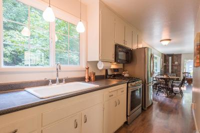 Sonoma County Single Family Home For Sale: 3168 Calistoga Road