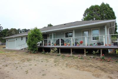 Fort Bragg Single Family Home For Sale: 18201 Oklahoma Lane