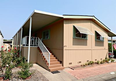 Yountville Mobile Home For Sale: 6468 Washington Street #156, 156