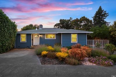 Santa Rosa Single Family Home For Sale: 1923 Rogers Way