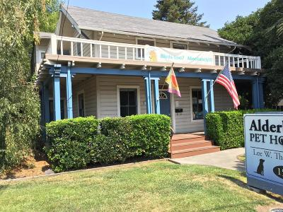 Santa Rosa CA Commercial For Sale: $732,000