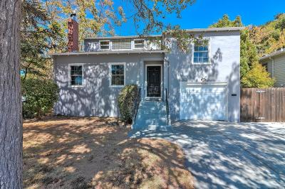 Vallejo Single Family Home For Sale: 1800 Tennessee Street