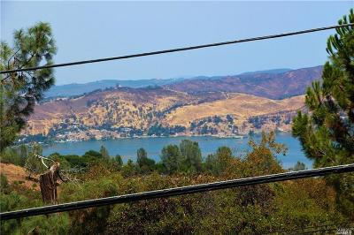 Kelseyville Single Family Home For Sale: 4588 Hawaina Way