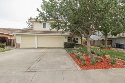 Fairfield CA Single Family Home For Sale: $569,000