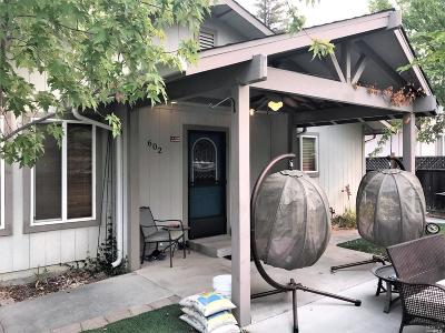 Willits Single Family Home For Sale: 602 Crest Drive