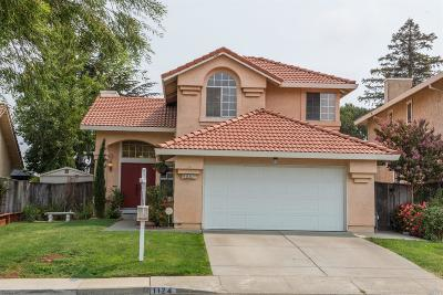 Fairfield Single Family Home Contingent-Show: 1124 Courtland Court