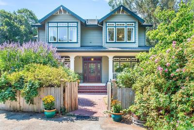 Sonoma County Single Family Home For Sale: 503 Cherry Street